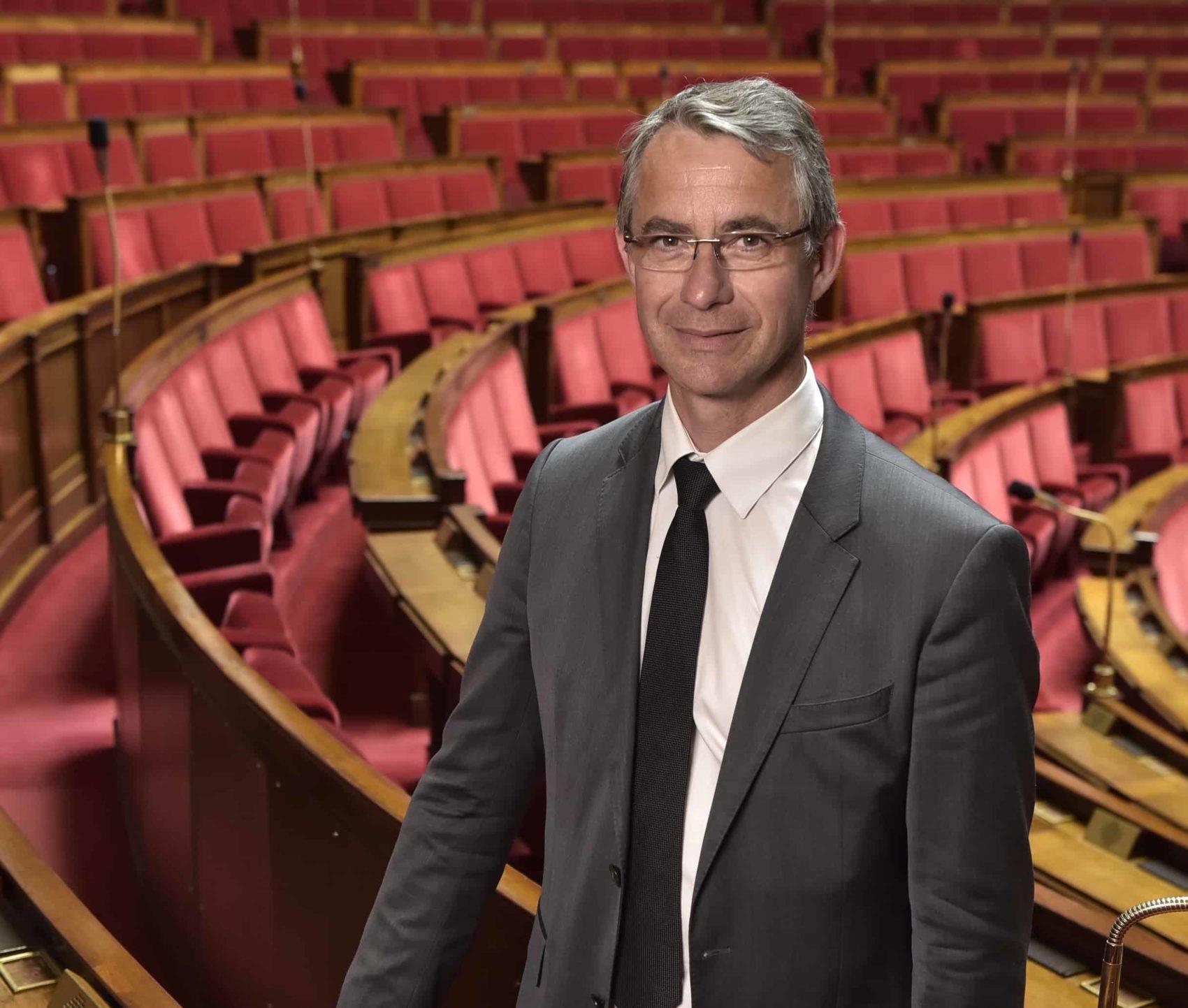 UNE VIE POUR SERVIR- Rencontre avec Jean-Michel Jacques, député de la 6e circonscription du Morbihan.