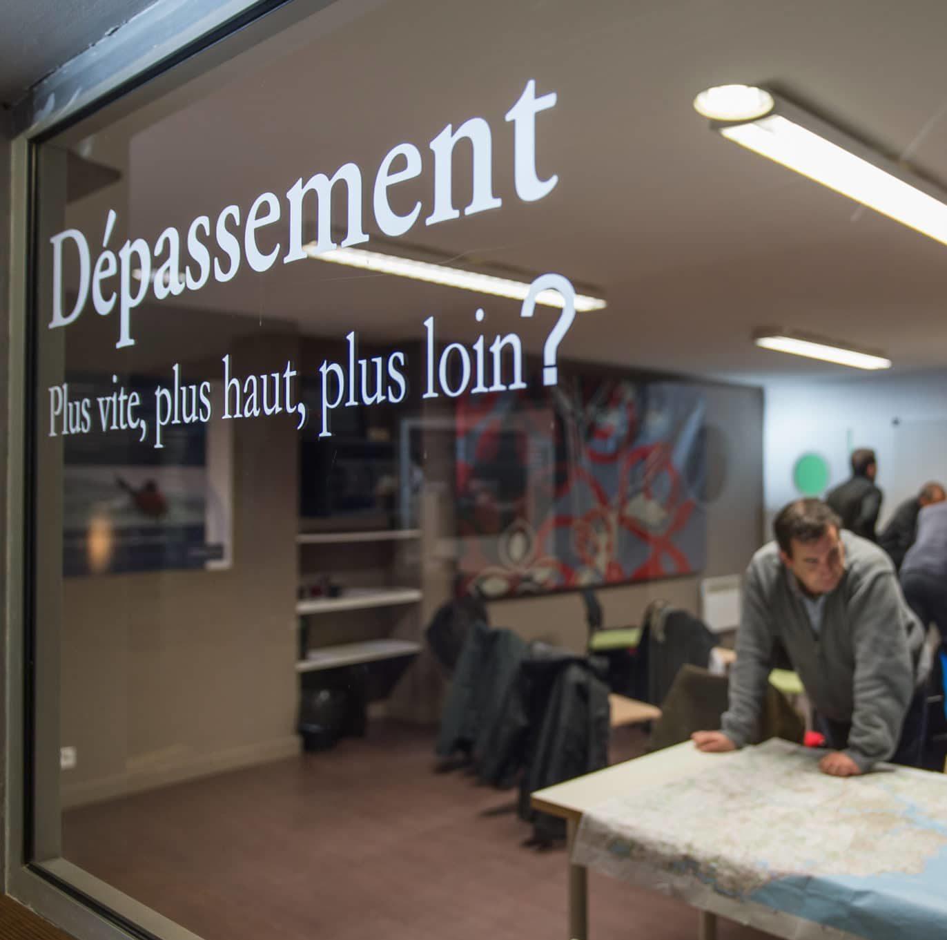 Centre opérationnel forces spéciales formation professionnelle management leader team building Pegasus Lorient